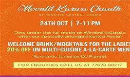 Moonlit Karwa Chauth