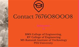 BMS College of Engineering Management Quota Admission