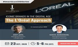 Iconic brands in the digital age: The Loreal approach