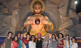 One week yoga retreat in Rishikesh