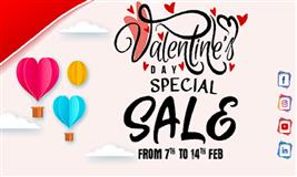 This Valentine's Week Retailpharma Start A Offer Up To 80% Off All Products