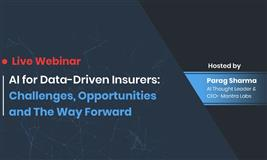 AI for Data-driven Insurers: Challenges, Opportunities and the way forward