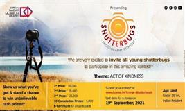 KNMA Shutterbugs -  Online Photography Contest Open for Indian Citizens