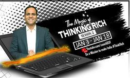 The Magic of Thinking Rich Season-2 (World's Biggest FREE ONLINE Workshop)