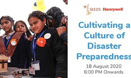 Conversation on 'Cultivating a culture of disaster preparedness'