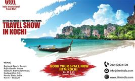 India International Travel Mart Kochi 2020