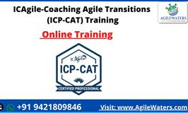ICAgile Coaching Agile Transitions (ICP-CAT) certification.