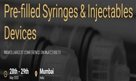 Prefilled Syringes -  Asia Largest Conference on Injectables
