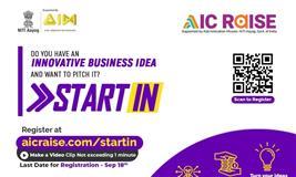 STARTIN BUSINESS IDEA INNOVATION
