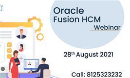Free Oracle Fusion HCM Webinar