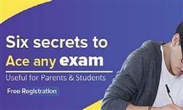 6 Secrets to Ace any Exam