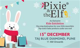 Pixie and the Elf - Kids Exhibition