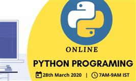 Online Python Training with 50% Discount