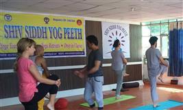 200 Hour Hatha Yoga Teacher Training in Rishikesh India