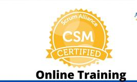 CSM- Certified Scrum Master Online Training