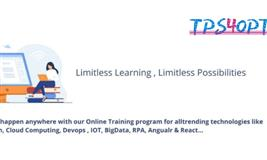 Online Training and Job Support | Tps4opt