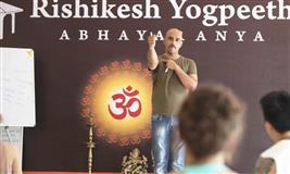 200 Hour Yoga Teacher Training in Rishikesh, India ,2019 - 2020