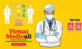 Virtual Medicall - Online Expo for Hospital Infection Control Products