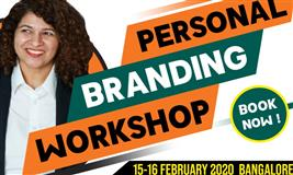 PERSONAL BRANDING WORKSHOP - 3