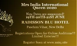 MRS India International Queen 2020