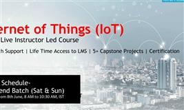 Internet of Things weekend batch
