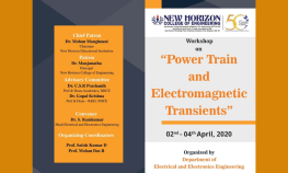 Workshop on Power Train and Electromagnetic Transients 2020