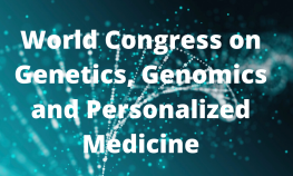 3rd World Congress On Genetics, Genomics And Personalized Medicine 2020