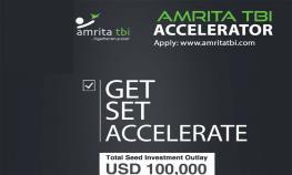 Amrita TBI Acclerator 2019