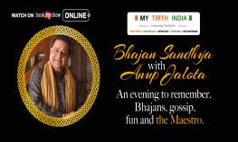 Bhajan Sandhya with Anup Jalota