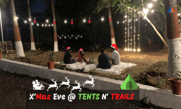 Christmas at Tents N' Trails