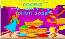 Coorg Holi Party 2020