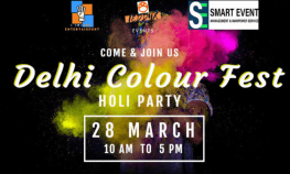 Delhi Color Fest