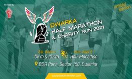 Dwarka Half Marathon & Charity 2021