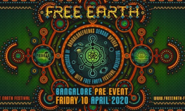 Free Earth Festival Pre Event Bangalore