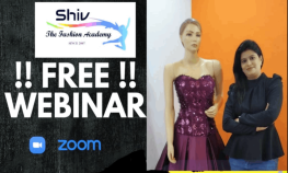 Free Webinar on Fashion Designing