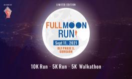 Full Moon Run 2021