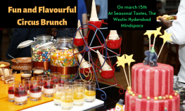 Fun and Flavourful Circus Brunch 2020
