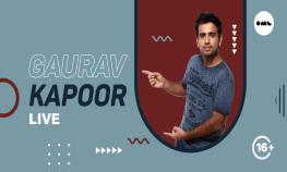 Gaurav Kapoor Live on Zoom