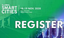 Global Smart Cities India 2020 Expo