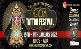Goa Tattoo Festival 2022
