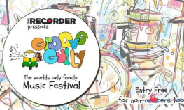 Groove Gully Family Music Festival