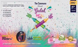 Gulal Holi Party