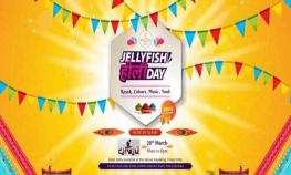 Holi Celebration at Jellyfish Watersports