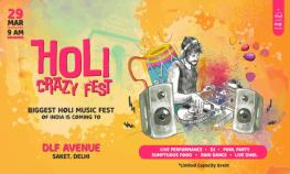 Holi Crazy Fest