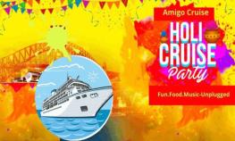 Holi Cruise Party