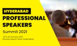 Hyderabad Professional Speakers Summit 2021