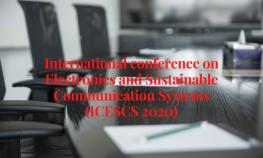 ICESCS -2020
