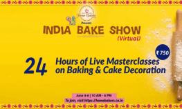 India Bake Show (Virtual) 2021 | IndiaEve