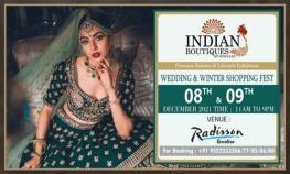 Indian Boutiques Wedding & Lifestyle Exhibition