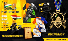 Kargil Victory Day Run Ride 2.0